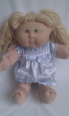 Rare 'Play Along Cabbage Patch' 2004 Soft Signed Playtime Plush Doll